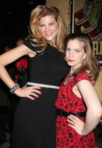 Kristen Johnston and anna chlumsky